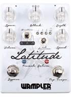 Wampler Latitude Deluxe Tremolo Pedal (2016)