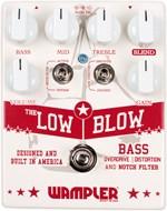 Wampler Low Blow Bass Overdrive Distortion Pedal (2016)