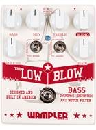 Wampler Low Blow Bass Overdrive Distortion Pedal