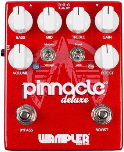 Wampler Pinnacle Deluxe Distortion Pedal