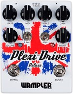 Wampler Plexi-Drive British Overdrive Pedal Deluxe (2016)