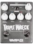 Wampler Triple Wreck Distortion Pedal (2016)
