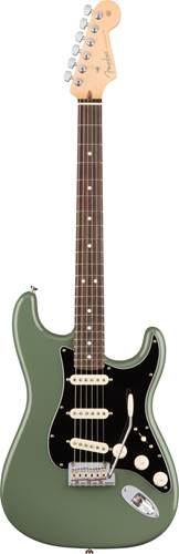Fender American Pro Strat RW Antique Olive