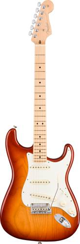 Fender American Pro Strat MN Sienna Sunburst Ash