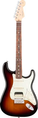 Fender American Pro Strat HSS Shawbucker RW 3 Tone Sunburst