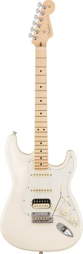 Fender American Pro Strat HSS Shawbucker MN Olympic White