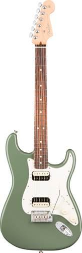 Fender American Pro Strat HH Shawbucker RW Antique Olive