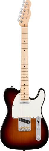 Fender American Pro Tele MN 3 Tone Sunburst