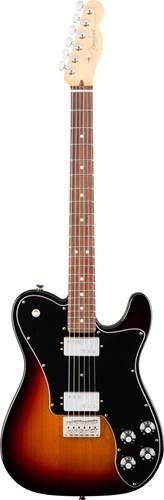 Fender American Pro Tele Deluxe Shawbucker RW 3 Tone Sunburst