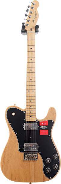 Fender American Pro Tele Deluxe Shawbucker MN Natural Ash (Ex-Demo) #US16088855