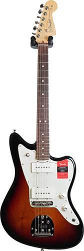 Fender American Pro Jazzmaster RW 3 Tone Sunburst (Ex-Demo) #US17053048