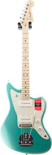 Fender American Pro Jazzmaster MN Mystic Seafoam (Ex-Demo) #US17081149