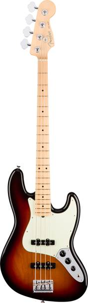 Fender American Pro Jazz Bass MN 3 Tone Sunburst