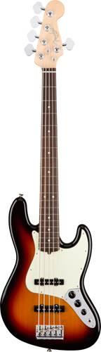 Fender American Pro Jazz Bass V RW 3 Tone Sunburst