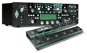 Kemper Digital Profiler Rack And Profiler Remote