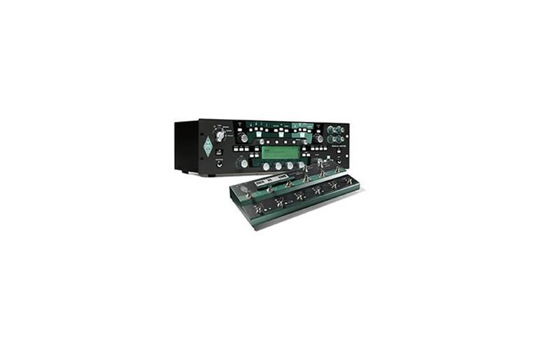 Kemper Digital Profiler Rack And Profiler Remote