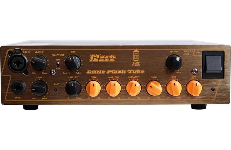 Mark Bass Little Mark Tube 500 Head Bass 500W (Ex-Demo) #R2003242