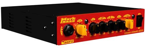 Mark Bass Nano Mark 300 Watt Microhead