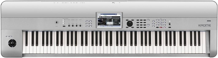Korg Krome Platinum 88 (Ex-Demo) #015996