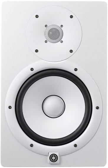 Yamaha HS8W Monitor White (Single)