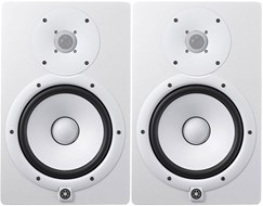 Yamaha HS8W Monitor White (Pair)