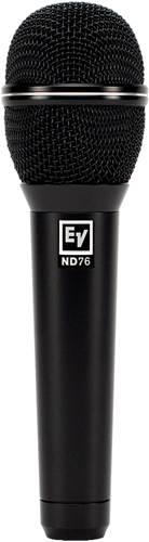 Electro Voice ND76 Cardioid Dynamic Vocal Mic