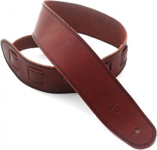 DSL SGE25-16-1 Maroon with Black stitching
