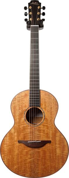 Lowden S35M Fiddleback Mahogany #22156