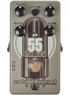 Catalinbread Formula No.55 Foundation Overdrive Tweed Deluxe