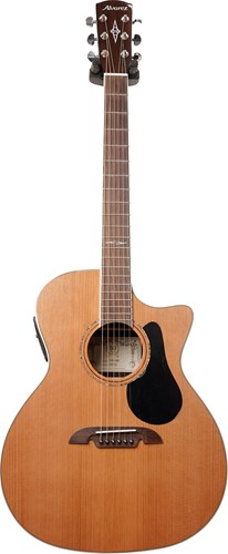 Alvarez Artist Series AG75CE Grand Auditorium Natural (Ex-Demo) #E16111023