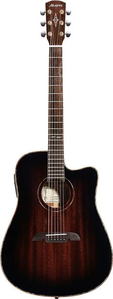 Alvarez MDA66CESHB Dreadnought Shadowburst