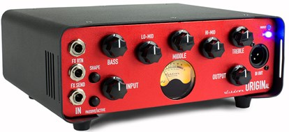 Ashdown OriginAL HD-1 300W Head (Ex-Demo) #000