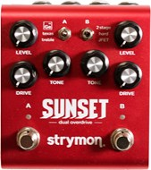 Strymon Sunset Dual Drive (Ex-Demo) #S17-15540