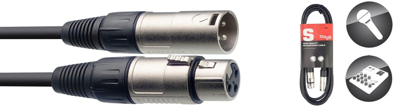 Stagg SMC6 6M XLR-XLR