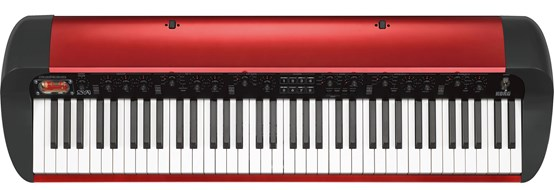 Korg SV-1 Metallic Red Stage Piano 73 Key