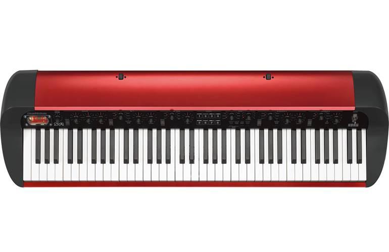 Korg SV-1 Metallic Red Stage Piano 73 Key
