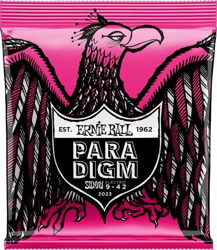 Ernie Ball P02023 Paradigm Super Slinky 9-42