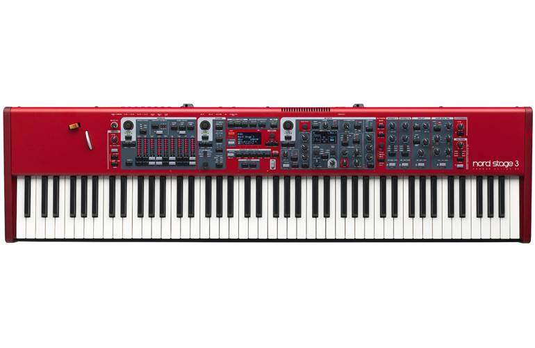Nord Stage 3 88 (Ex-Demo) #SP19818
