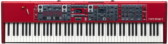 Nord Stage 3 88 (Ex-Demo) #SP19359