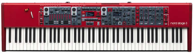 Nord Stage 3 88 (Ex-Demo) #SP19382