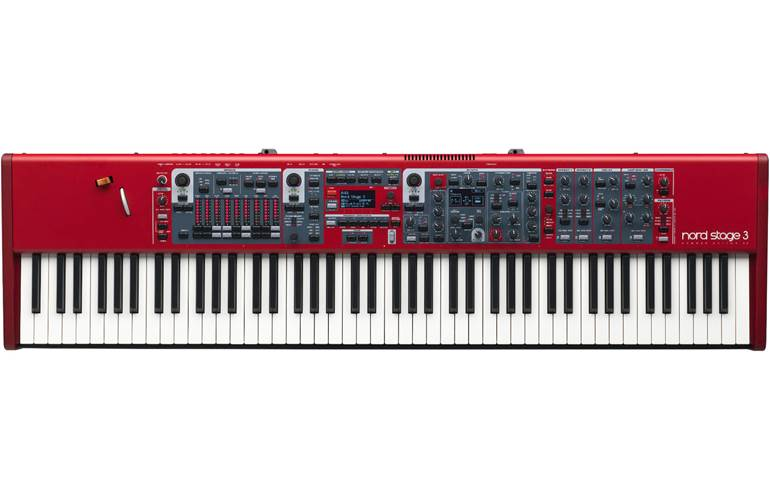 Nord Stage 3 88 (Ex-Demo) #SP19802