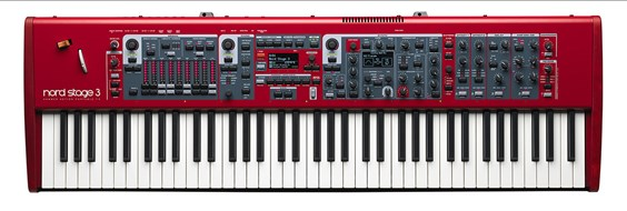 Nord Stage 3 HP76 (Ex-Demo) #SO11167