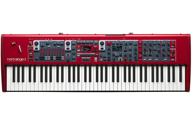 Nord Stage 3 HP76 (Ex-Demo) #SO13592
