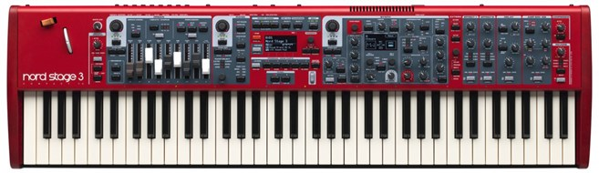 Nord Stage 3 Compact (Ex-Demo) #SN11488
