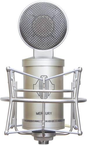Sontronics Mercury Variable Pattern Valve Microphone