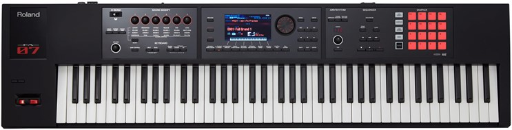 Roland FA-07 Music Workstation