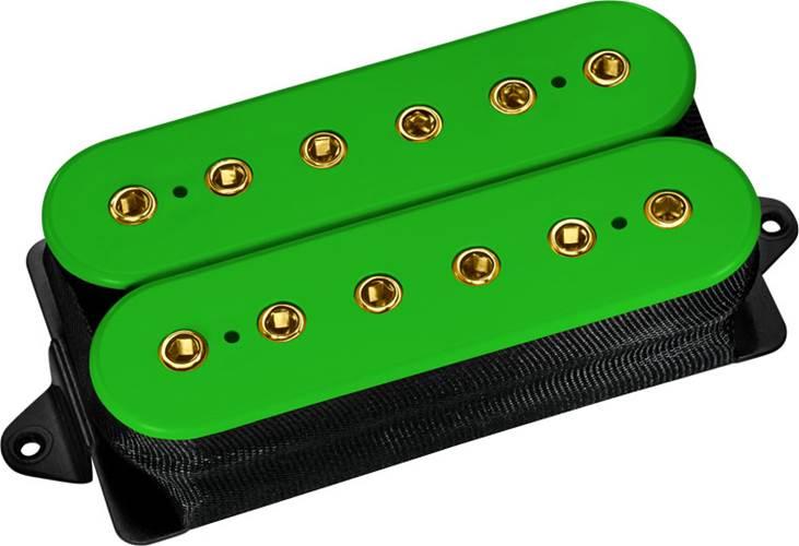 DiMarzio DP159FGN Evolution Bridge F Shaped Green