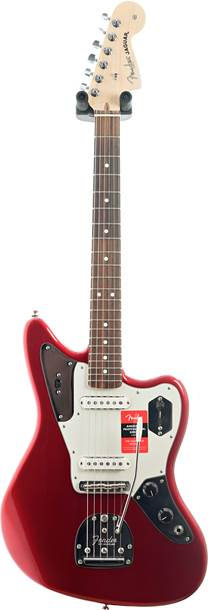 Fender American Pro Jaguar Candy Apple Red RW (Ex-Demo) #US17082804