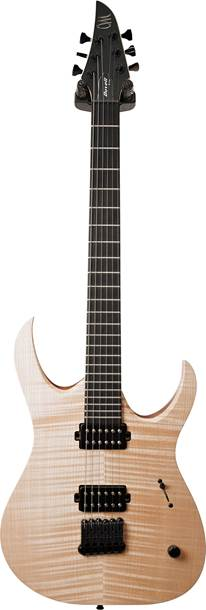 Mayones Duvell 6 Elite 4A Flame Maple Top Natural #DF1705108