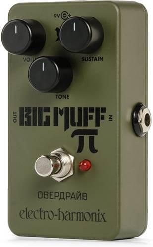 Electro Harmonix Green Russian Big Muff Distortion/Sustainer